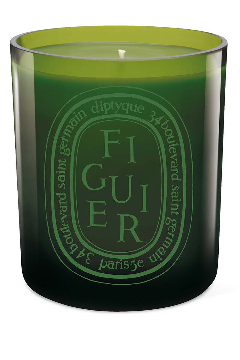 Figuier Verte Giant Candle image number 1