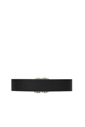 WBELT W.40 MOON/STRASS:Black:65
