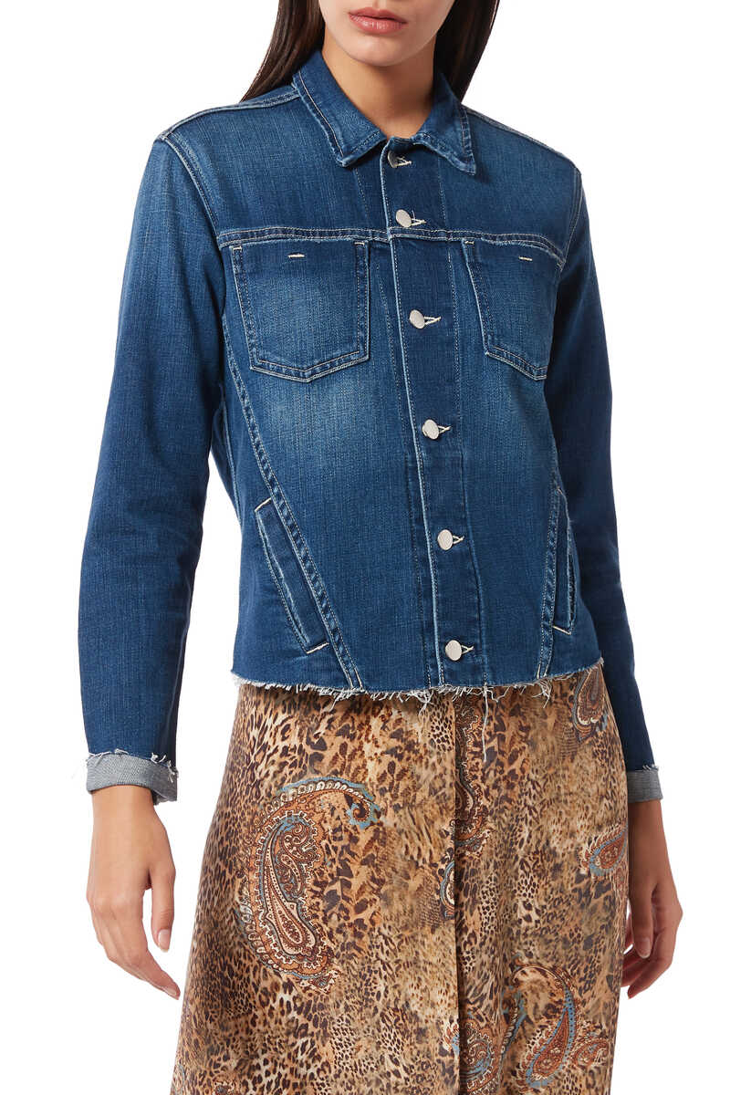Janelle Denim Jacket image number 1