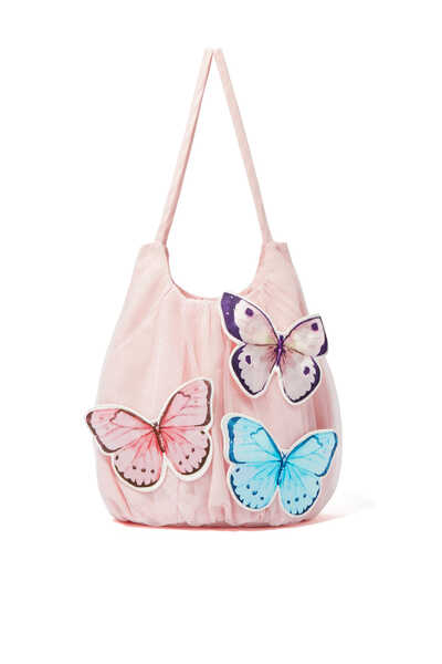 Tulle Butterfly Bag