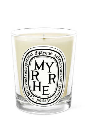 Myrrhe Candle