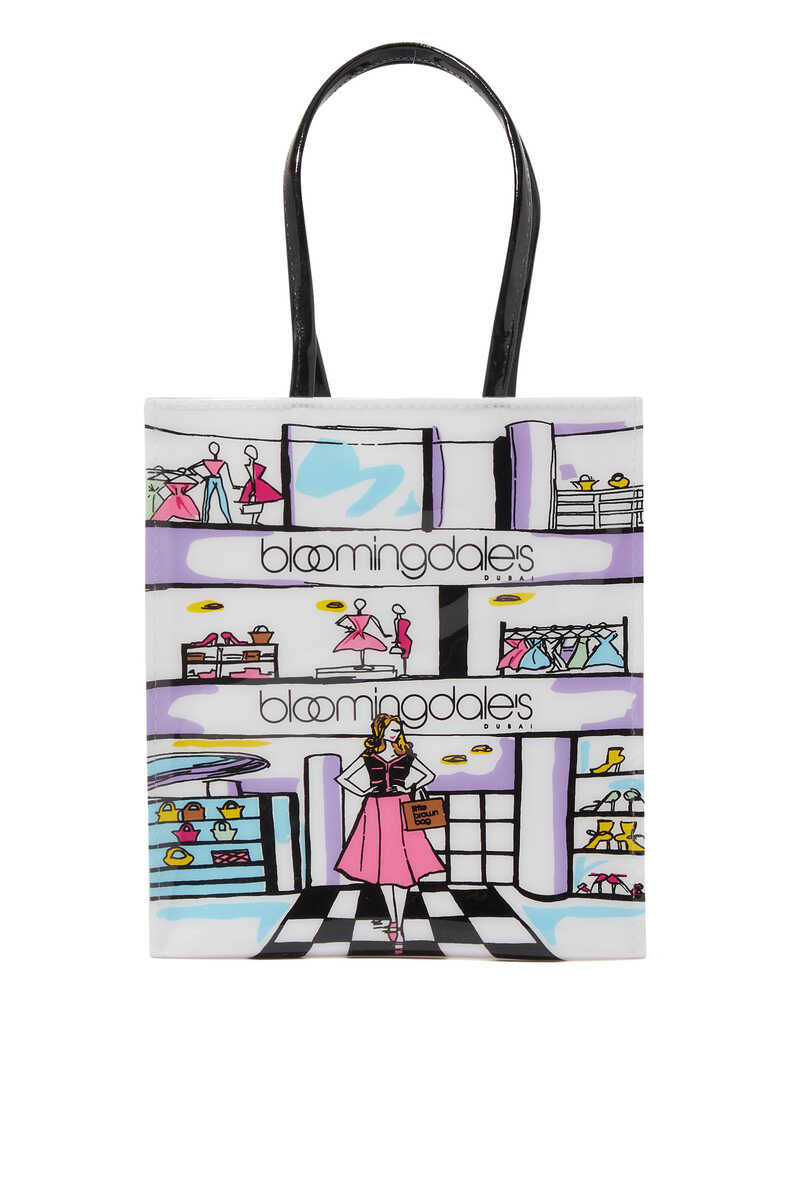 DXB Storefront Little Tote Bag image number 1