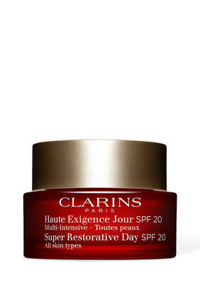 Super Restorative Day Cream SPF20 for All Skin Types