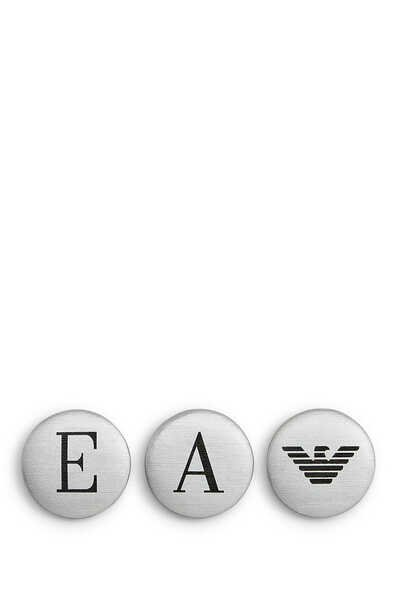 EA Logo Stationery Pins, Pack of 3