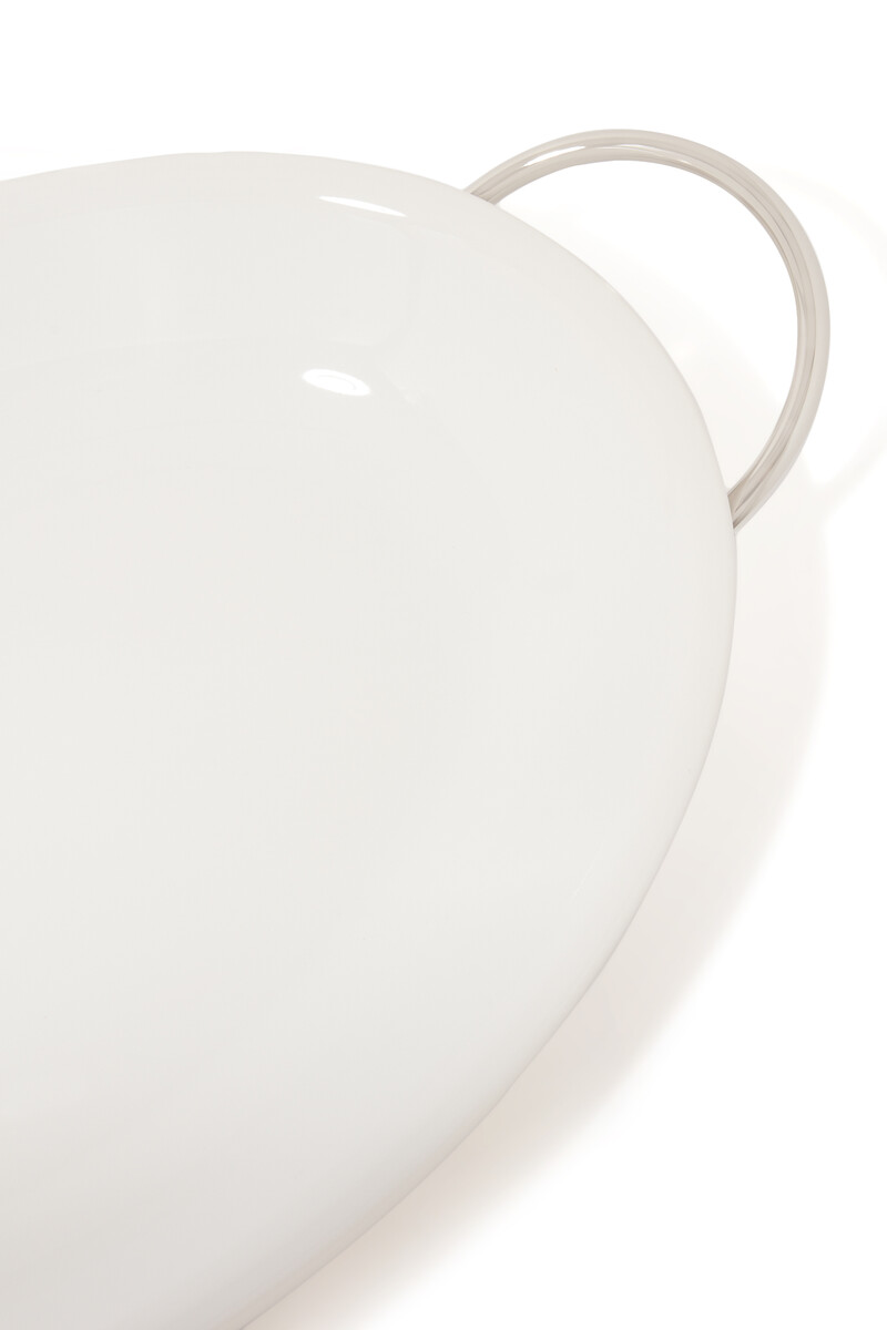 Oval Binario Dish image number 3
