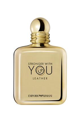 Stronger With You Leather Eau de Parfum