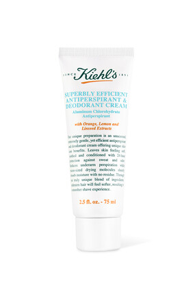 Superbly Efficient Anti-Perspirant And Deodorant Cream