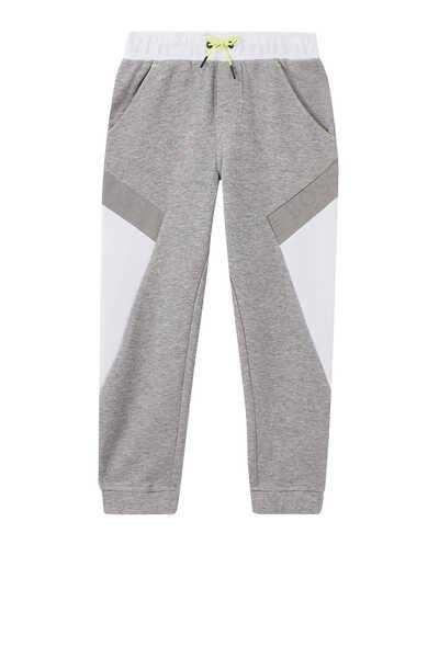 Striped Jersey Track Pants