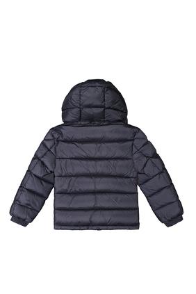 Hooded Striped Jacket