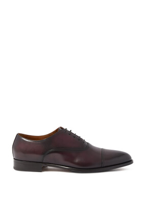 Kavi Leather Oxford Shoes