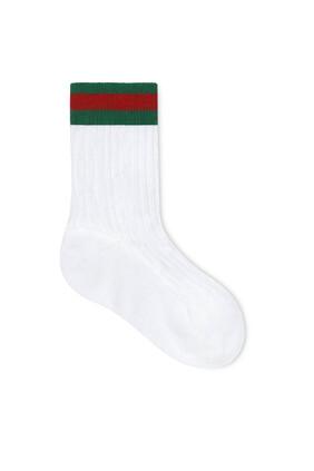 Web Cotton Socks
