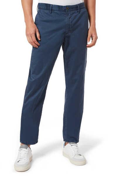 Gabardino Stretch Regular Pants