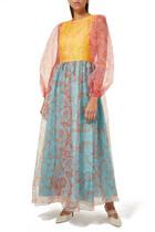 Viola Floral Dress