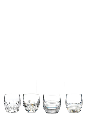 Waterford Mixology Tumblers, Set of Four