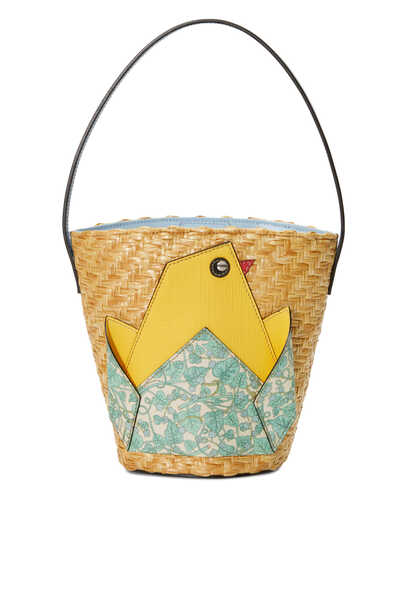 Chick Bucket Bag