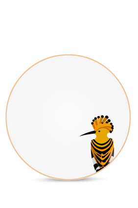 Sarb Hoopoe Dinner Plate