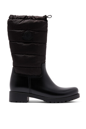 Ginette Quilted Boots