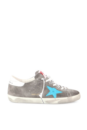 Super-Star Suede Sneakers
