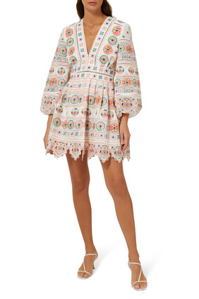 Brighton Plunge Dress