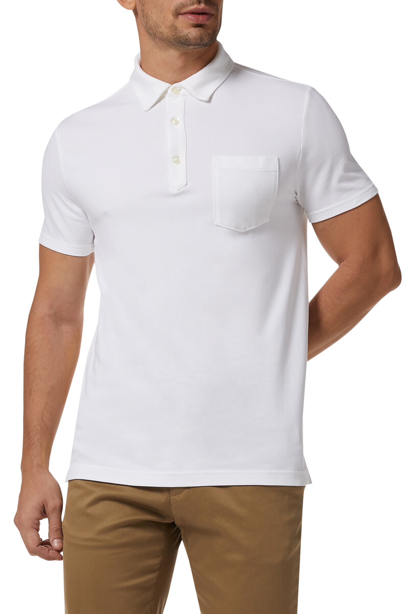 Don't Sweat It Polo T-Shirt image number 1