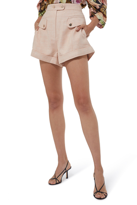 York Tailored Shorts