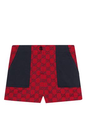 GG Canvas Shorts