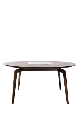 Earth Parallel Marble Table