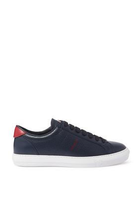 Monaco Leather Sneakers