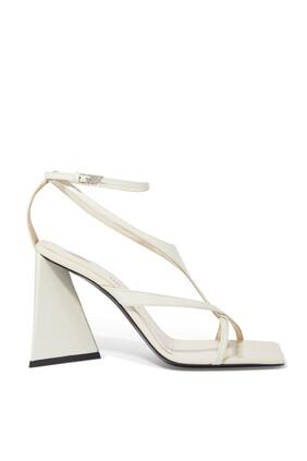 Athena Chunky Heel Sandals