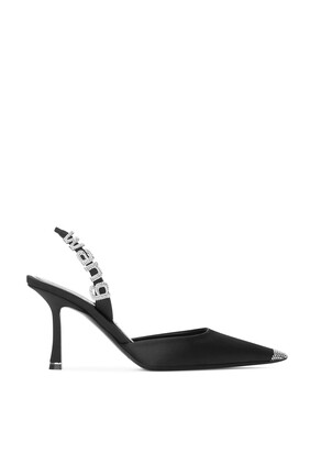 Grace Slingback Pumps
