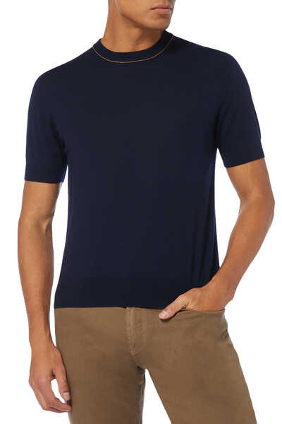 Maglia Girocollo T-Shirt