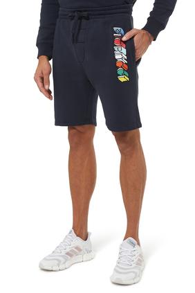Mono Logo Shorts