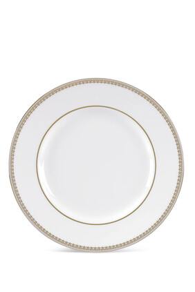 Vera Wang Lace Gold Small Plate