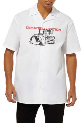 Dematerialization Holiday Shirt