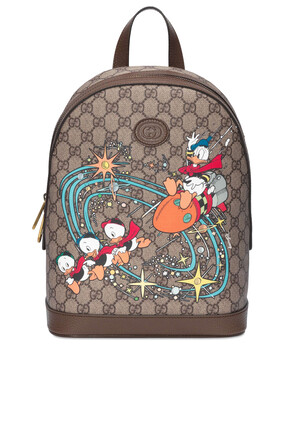 Disney x Gucci Donald Duck Small Backpack