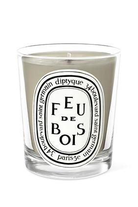 Feu De Bois Gris Candle