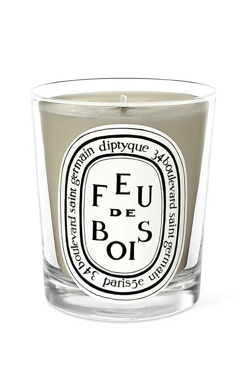 Feu de Bois Candle image number 1