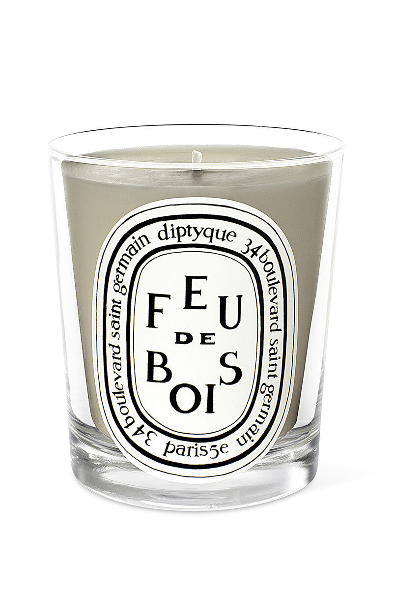 DTQ FEU DE BOIS CANDLE 70G image number 1