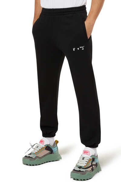 Big Logo Sweatpants