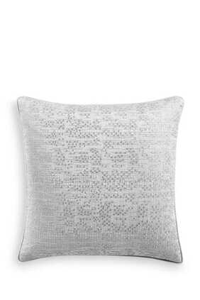 Diffused Geo 18x18 Decorative Pillow