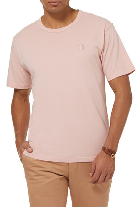 Reece Embroidered T-Shirt
