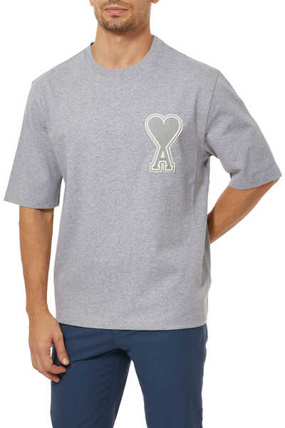 Ami de Coeur Oversized Jersey T-Shirt