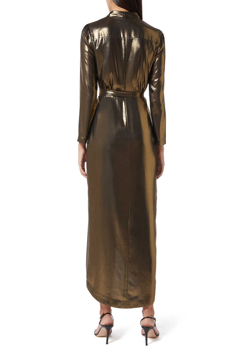 Reliah Wrap Dress image number 3