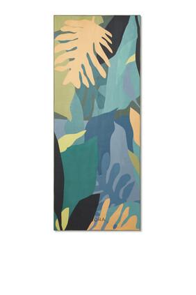 Veracruz Abstract Leaves Print