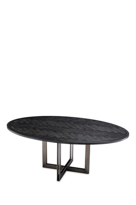 Melchior Oval Table