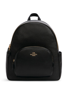Court Leather Backpack