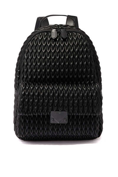 Elle Quilted Eco-Leather Backpack
