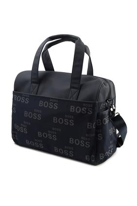 Logo Baby Bag