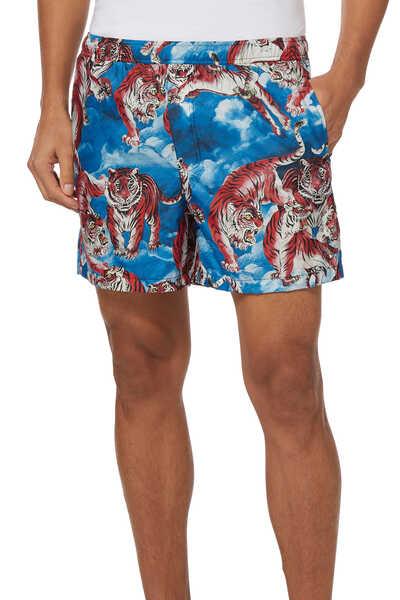 Tiger Swim Shorts