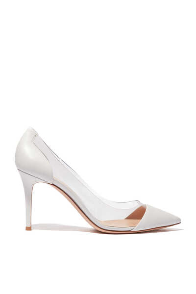 Nappa Plexi 85 Pumps
